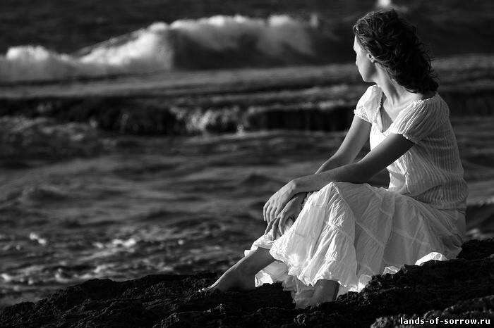 Новый день, новые надежды и мечты, но порой одиночество поглащает все