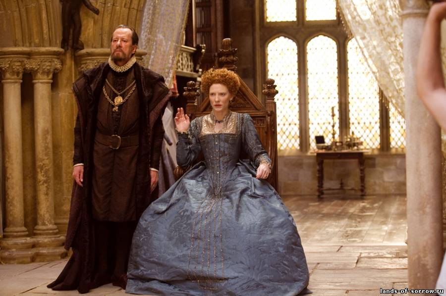 Amazoncom Elizabeth Cate Blanchett Geoffrey Rush